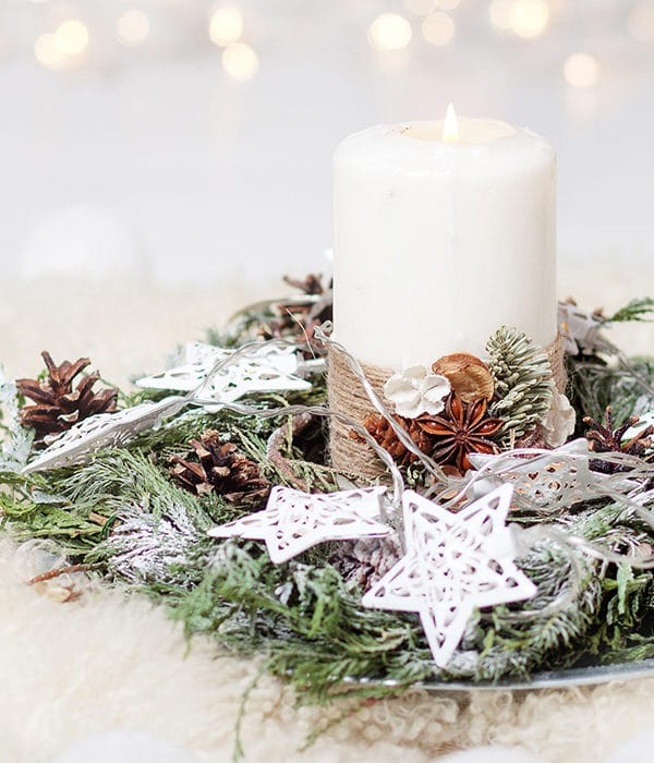 How to Set a Peaceful Christmas Atmosphere in Your Home