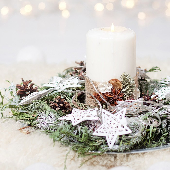 How to Set a Peaceful Atmosphere in Your Home this Christmas