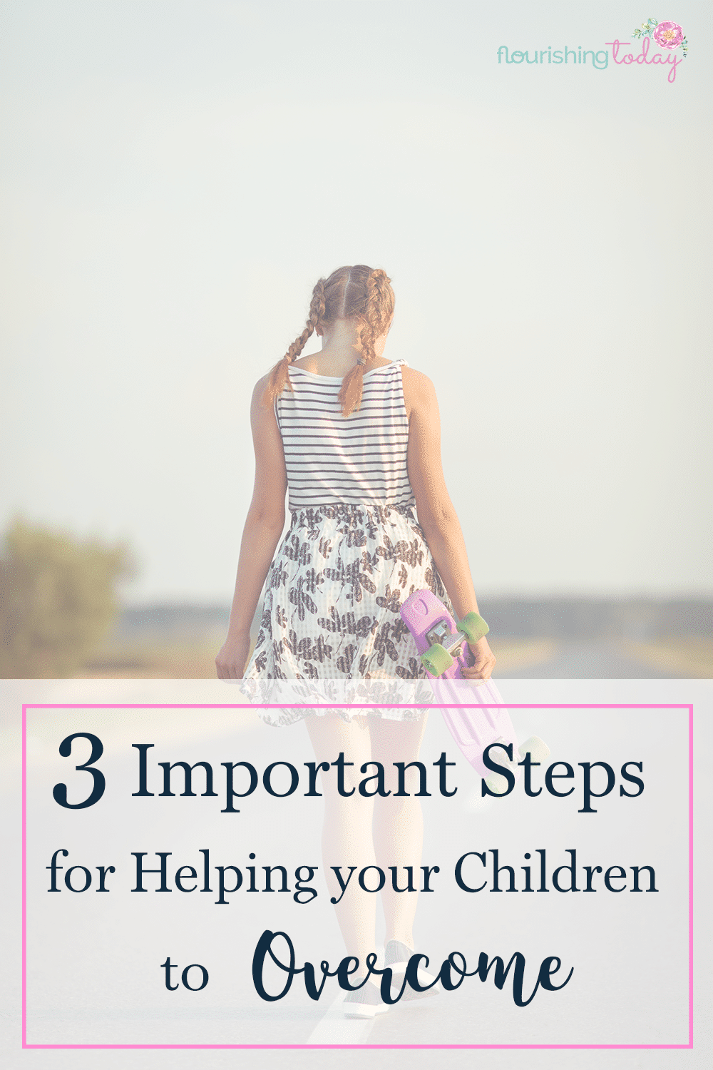 Our children are exposed to so much in life. To help them navigate the insecurities of a broken world, here are 3 Steps to Help them Overcome Offenses.