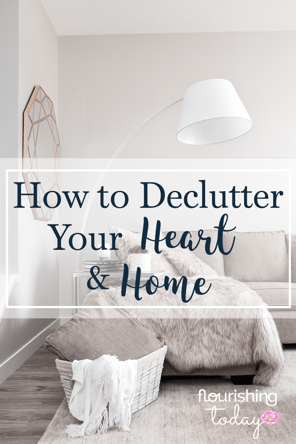 Are you surrounded by clutter in your life? Is your peace crowded out by stuff? Here are a few tips on How to Declutter Your Life.