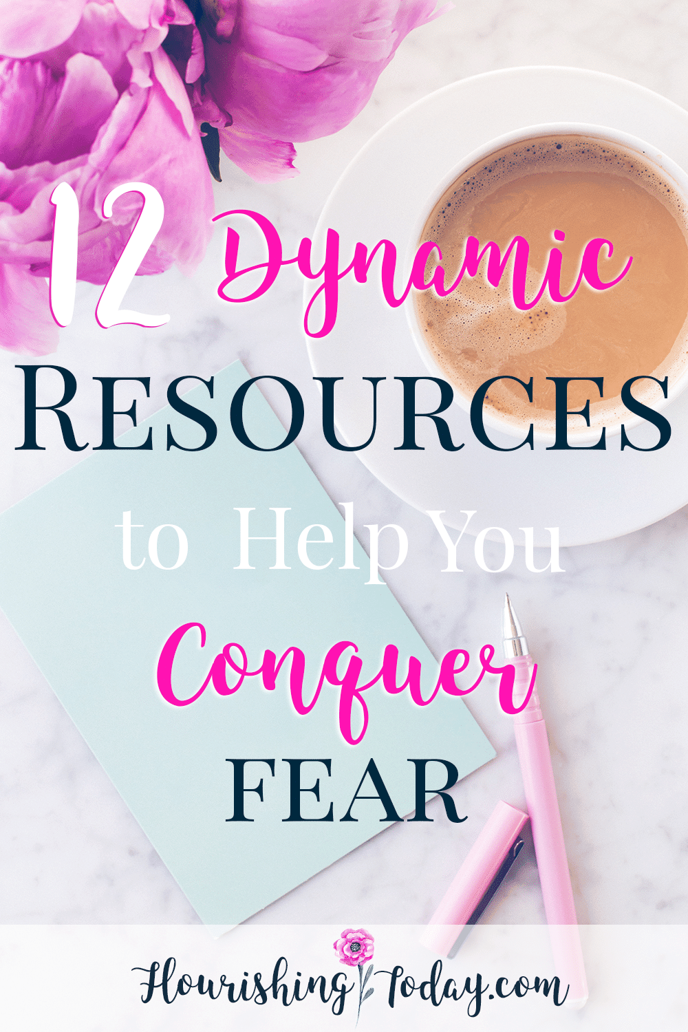 How do you conquer fear? Fear is not a one time war, but an ongoing battle. Here are 12 Dynamic Resources to Help you to Conquer Fear when it rises up.