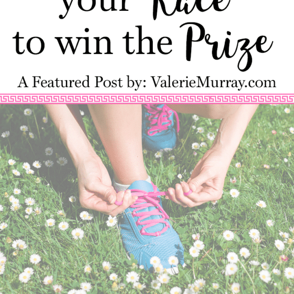 Are you running your race in life to win the prize? Are you pushing through insecurities to gain victory in every area? running race life