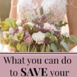 Do you desperately want to save your marriage, but don't know where to start? Here are a few tips on how to save your marriage when you're headed for divorce. #marriagetips #marriage #saveyourmarriage #relationships