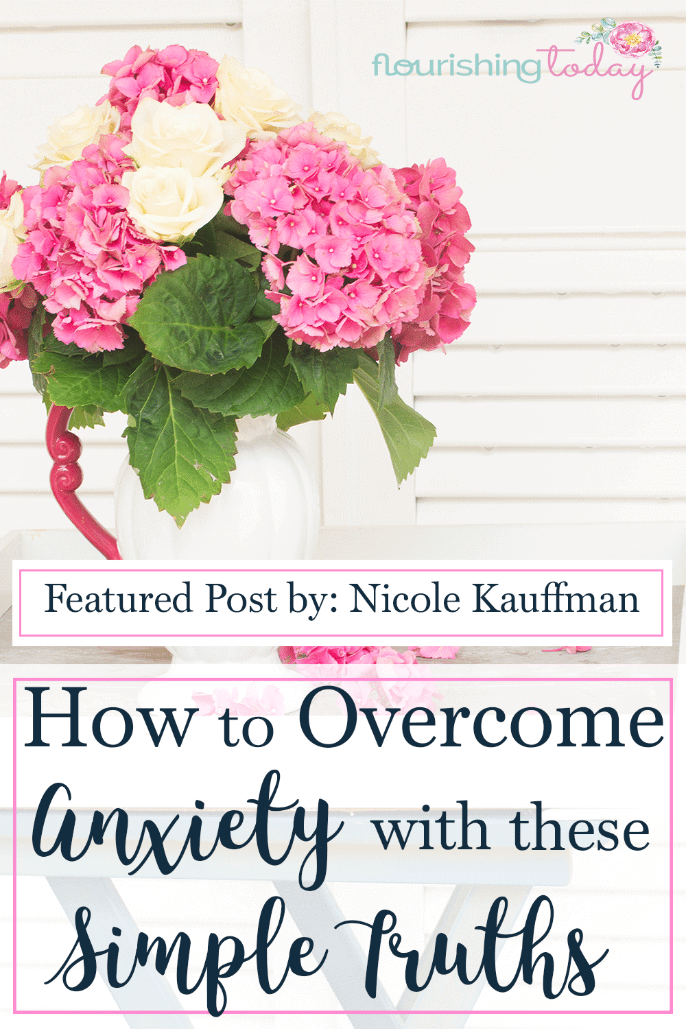 Does overcoming anxiety seem like an impossibility? You have everything you need to overcome! Here are 3 simple truths to help you overcome anxiety!
