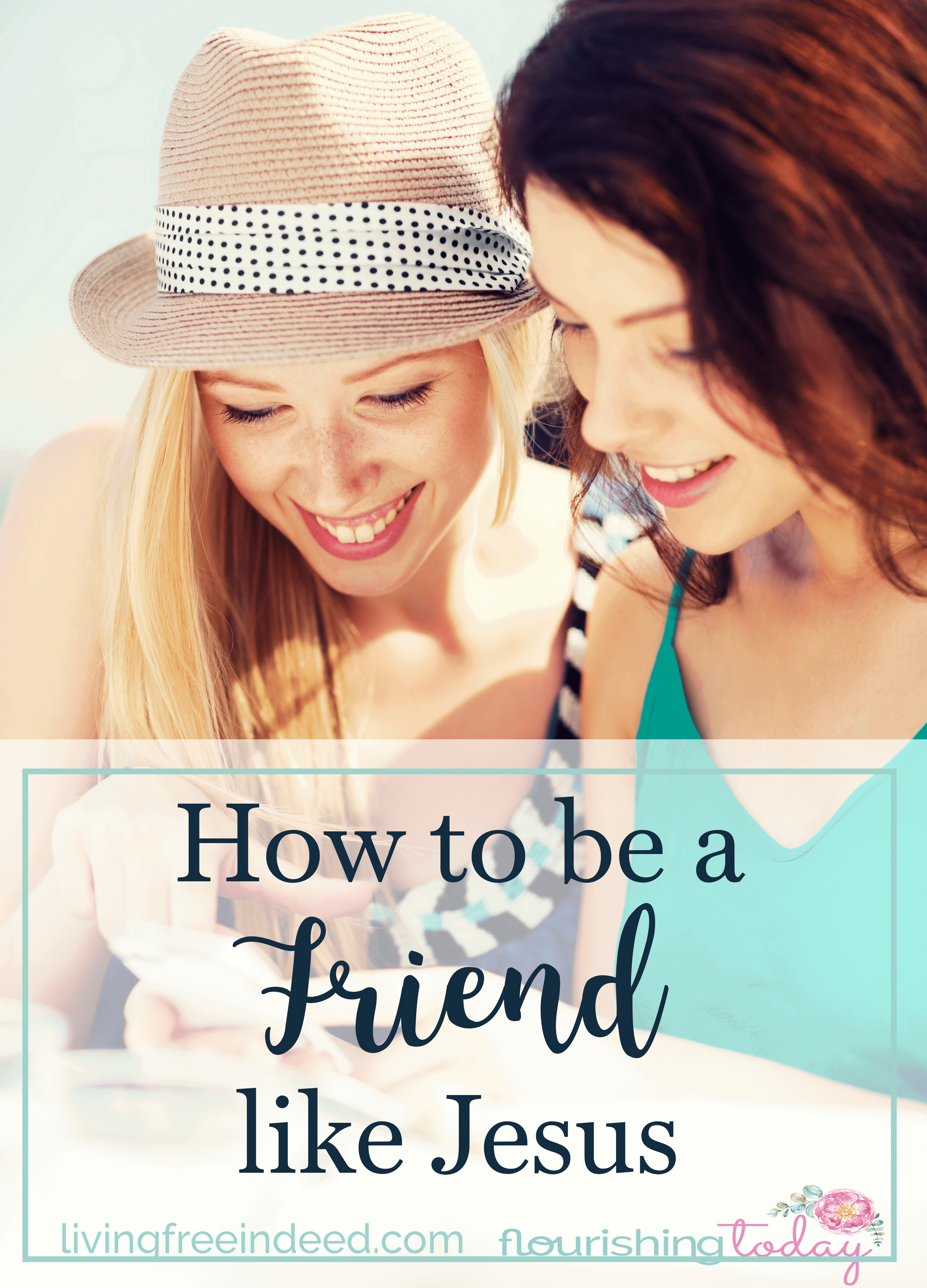 How can we be a friend like Jesus? What does it mean to lay down our lives for our friends? Here are a few tips for being a friend like Jesus.