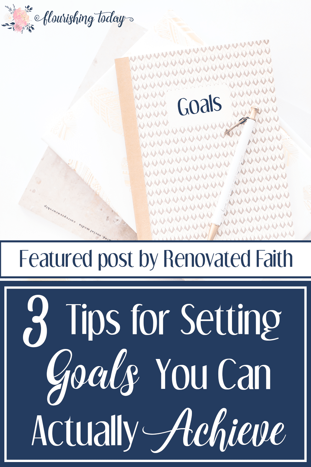 Do you have a hard time finding ways to achieve your goals? Here we'll discuss hinderances to goals and how to set goals you can achieve.