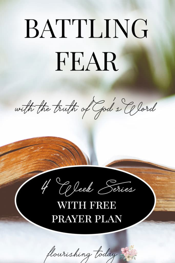 Are you tired of being controlled by fear? Is anxiety dictating your days? This series will help you gain powerful weapons for battling fear and overcoming! #battlingfear #overcomefear #overcome