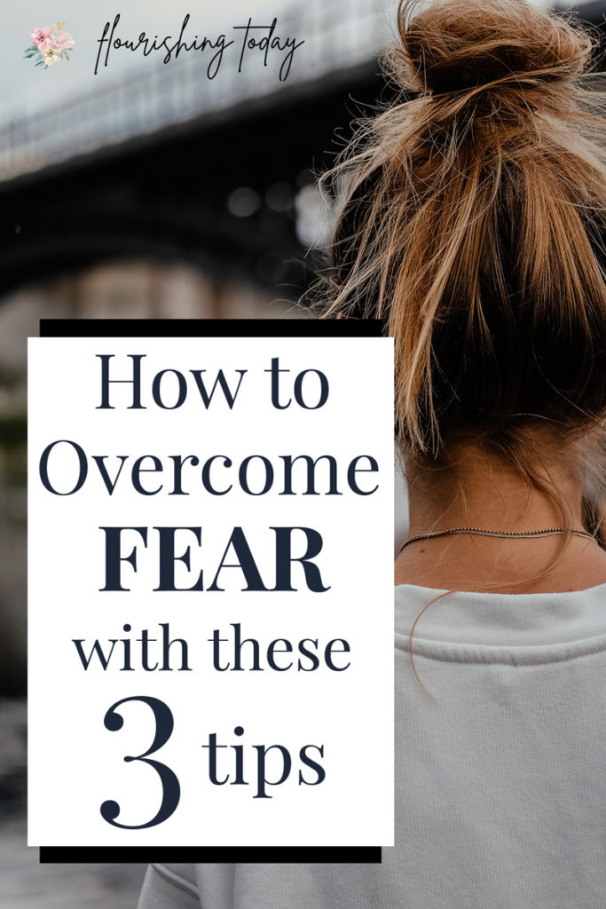 Do you struggle with how to overcome fear in your life? God's Word has everything we need in the fight against fear. Here are 3 tips to help you combat fear and begin to walk in freedom. #fear #fearless #nofear #overcome