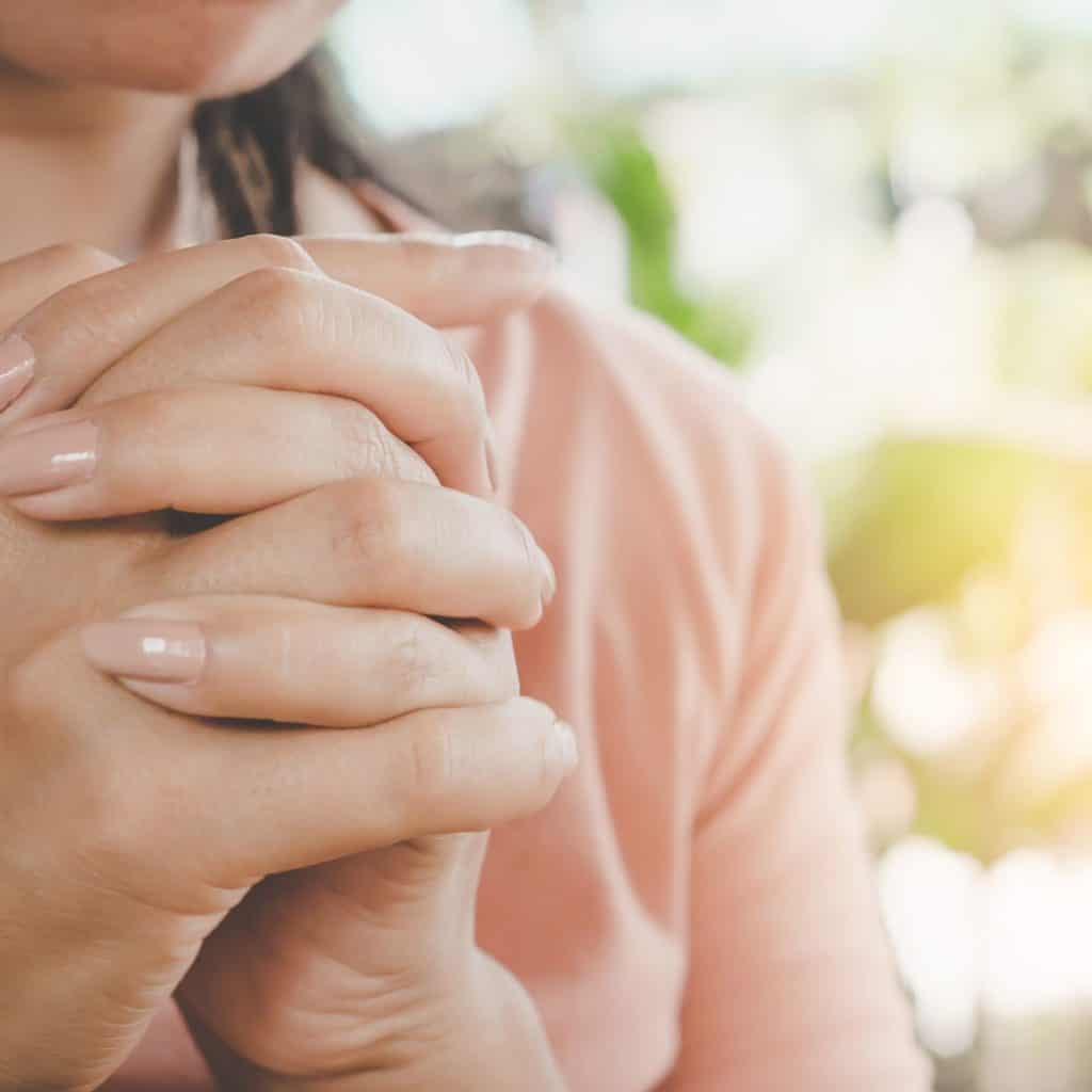 How to Pray the Lord is My Shepherd from Psalm 23